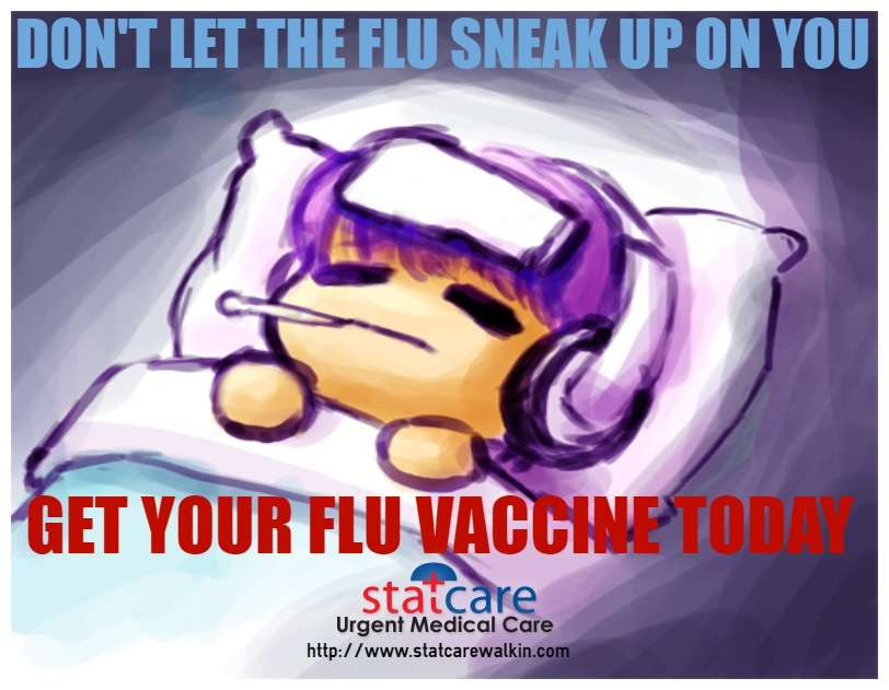 Statcare Urgent Medical Care provides flu vaccines